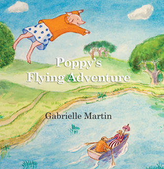 Poppy's Flying Adventures
